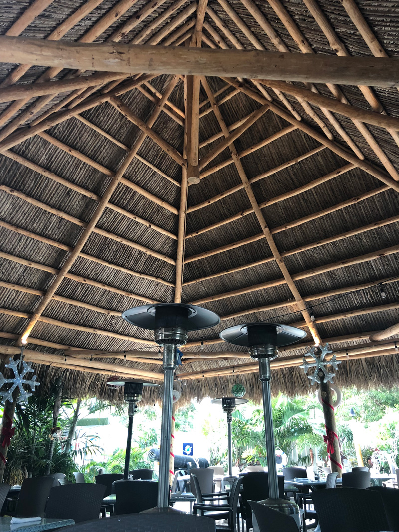 commercial-tiki-hut-with-heaters